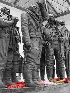 Bomber Command Memorial, Green Park