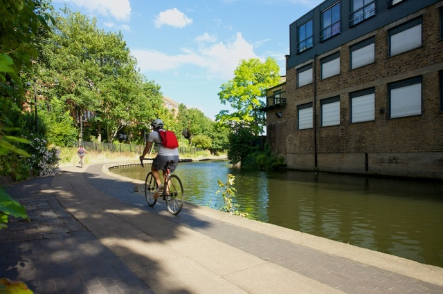 Regents Canal at Camden