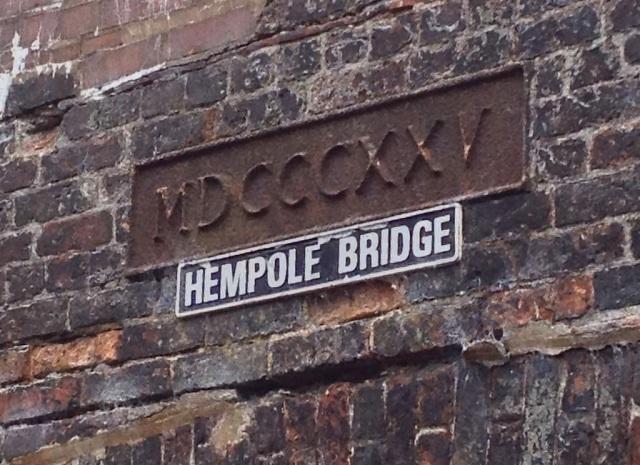 Hempole Bridge
